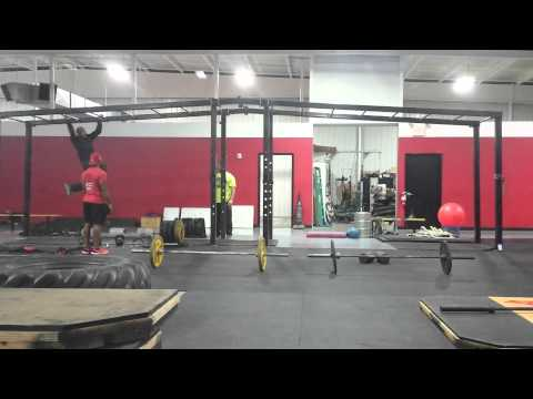 world record monkey bar distance? 177ft in 1:00