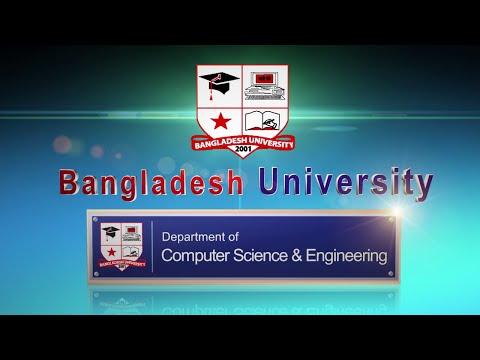 Bangladesh University | CSE Department | Documentary