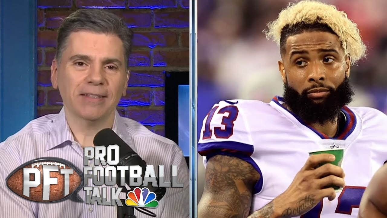 Odell Beckham Jr. trade: Fans overreacting to trade to Browns | Pro Football Talk | NBC Sports