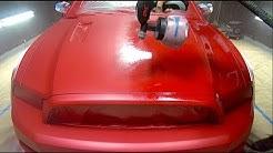 Paint Cinnamon Red