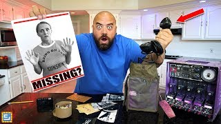 Jingerrific Missing?! Strange Phone Call From Mystery Cyber Spy Gadget Abandoned Phone!!