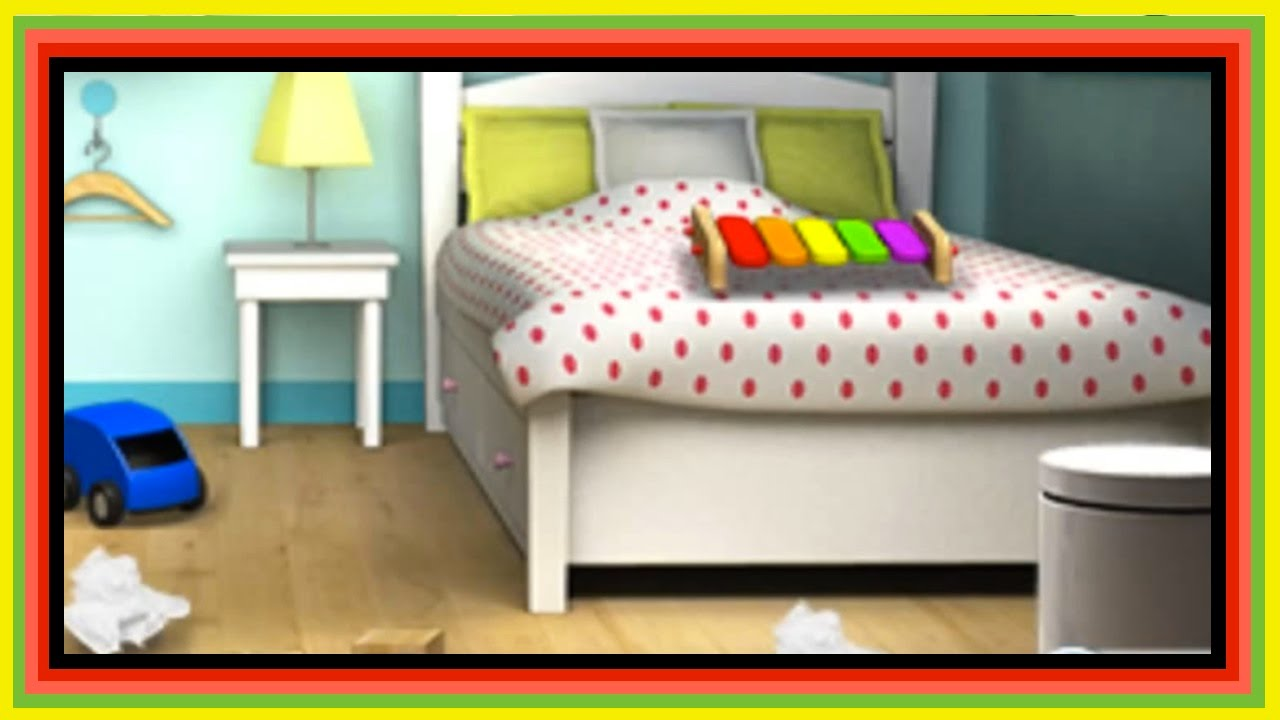 Tidy Your Bedroom Make Your Parents Happy Android Ipad Game Apps For Kids