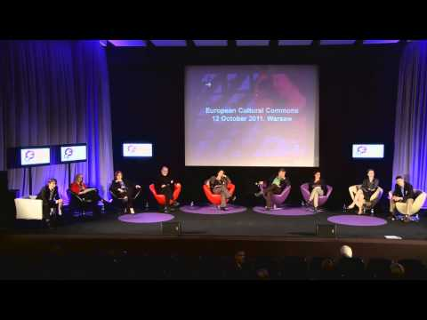 European Cultural Commons - panel discussion