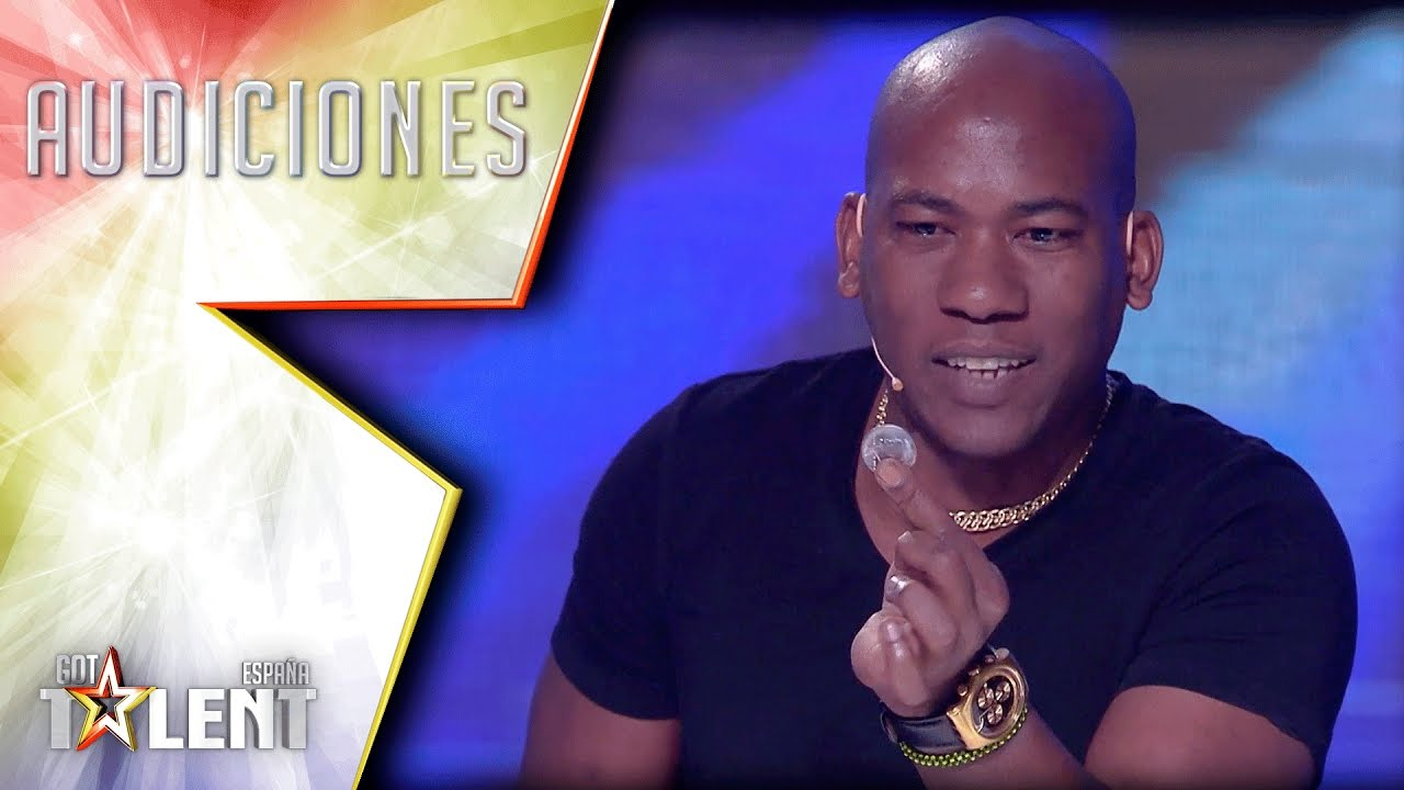 Download ¡Pase de Oro! Impresionante magia importada del caribe | Audiciones 2 | Got Talent España 2017