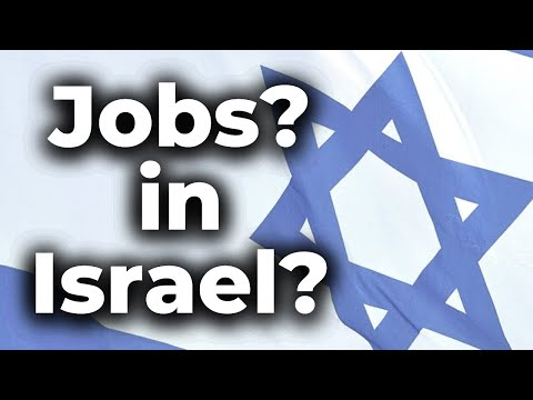 The Best Websites To Use To Find An English Speaking Job In Israel - Living In Israel