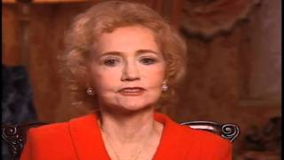 """Agnes Nixon on creating soap opera """"One Life to Live"""" - EMMYTVLEGENDS.ORG"""