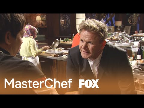 Outtakes Between Tommy And Gordon | Season 6 Ep. 7 | MASTERCHEF
