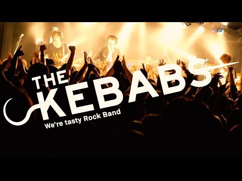 THE KEBABS / Cocktail Party Anthem (Official Music Video)