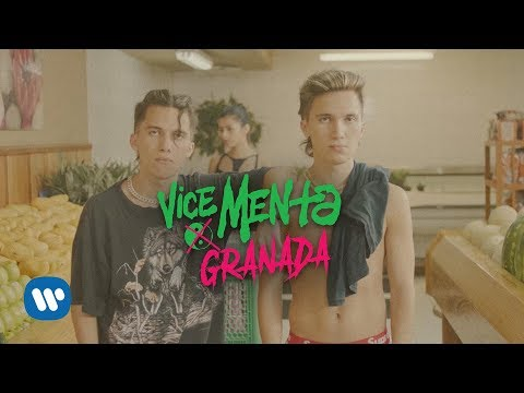 VICE MENTA - Granada (Video Oficial)