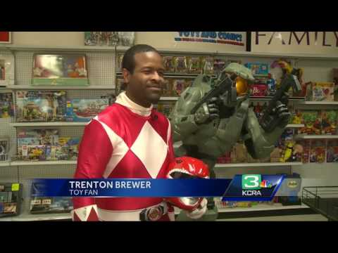 Vintage toy store open's in Sacramento