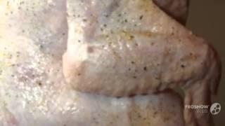 Запеченая курица целиком в духовке. Пошаговый рецепт курицы целиком (в духовке)