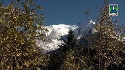 Saint-Gervais Mont-Blanc film promotion hiver