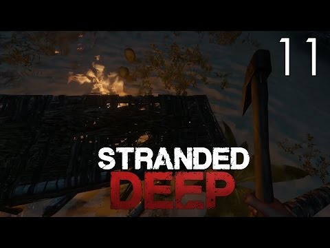 Stranded Deep [#11] Patch 0.02 - Nowości i różności