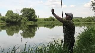 Вот это рыбалка.Рыбалка с ночёвкой на Оке.