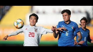 MATCH HIGHLIGHTS - Italy v Japan - FIFA U-20 World Cup Poland 2019