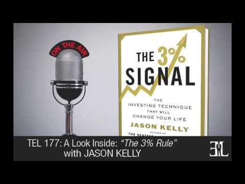 The 3% Rule by Jason Kelly TEL 177