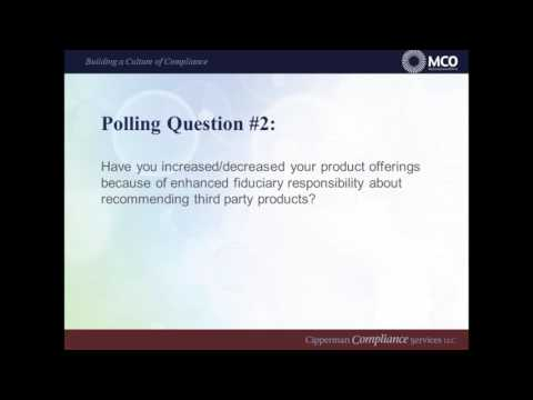 Practical Insights for Compliance Officers [Webinar] - Fiduciary Duty