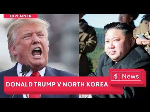 Thumbnail: North Korea vs Trump explained: The latest as the US threatens military action against Kim Jong Un