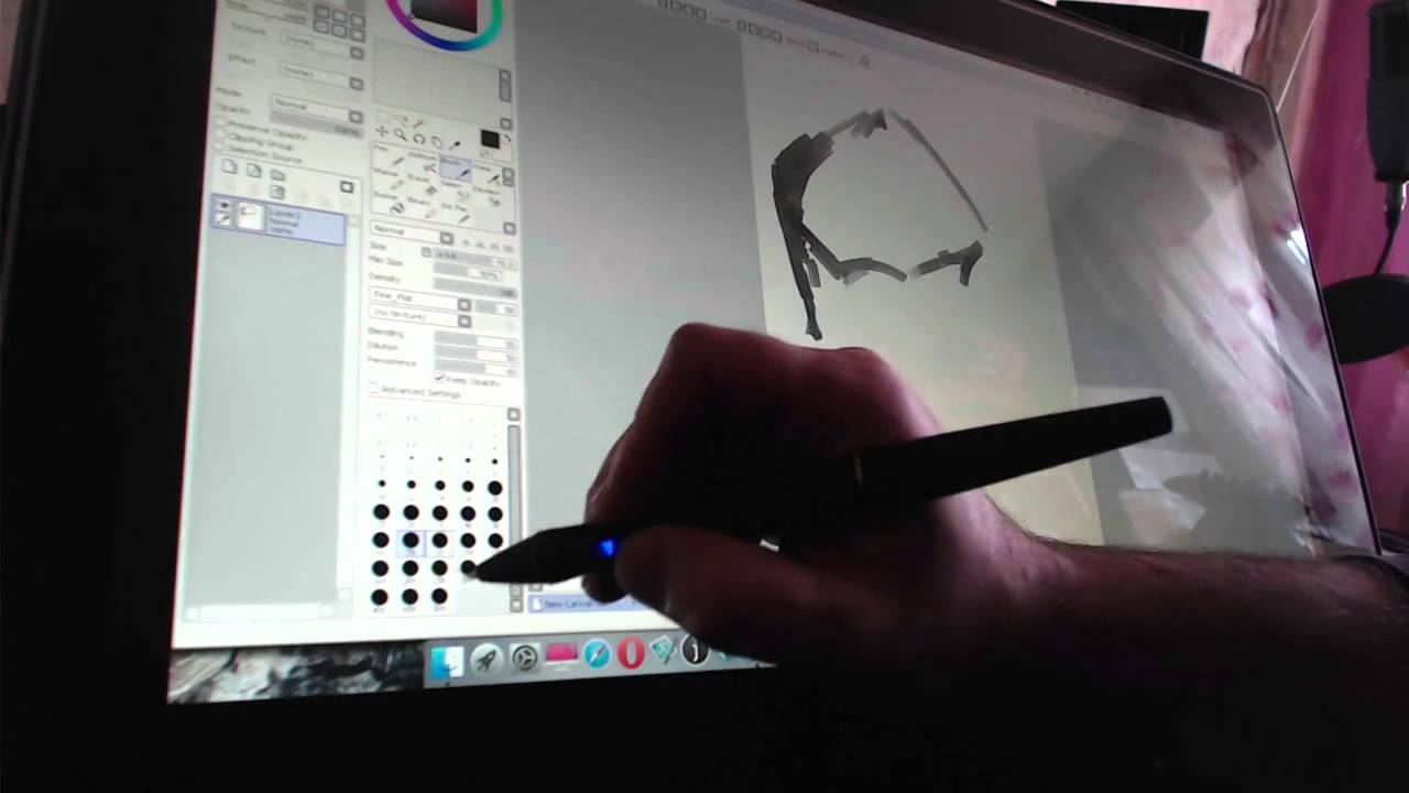 paint tool sai mac el capitan
