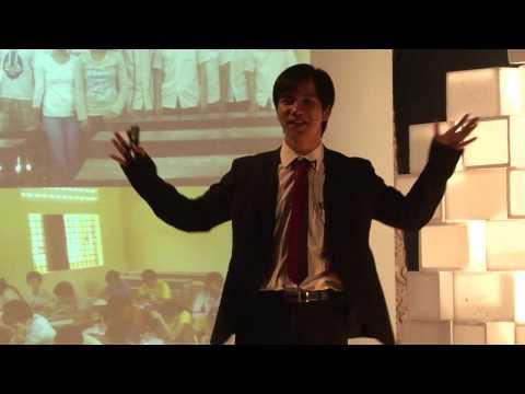 Live Responsibly: Saing Darareaksmey at TEDxPhnomPenh