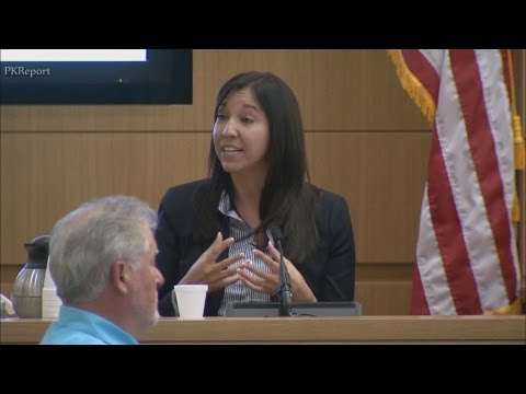 """Expert Witness Janeen DeMarte on Jodi Arias: Personality Disorder & """"Inappropriate Intense Anger"""""""