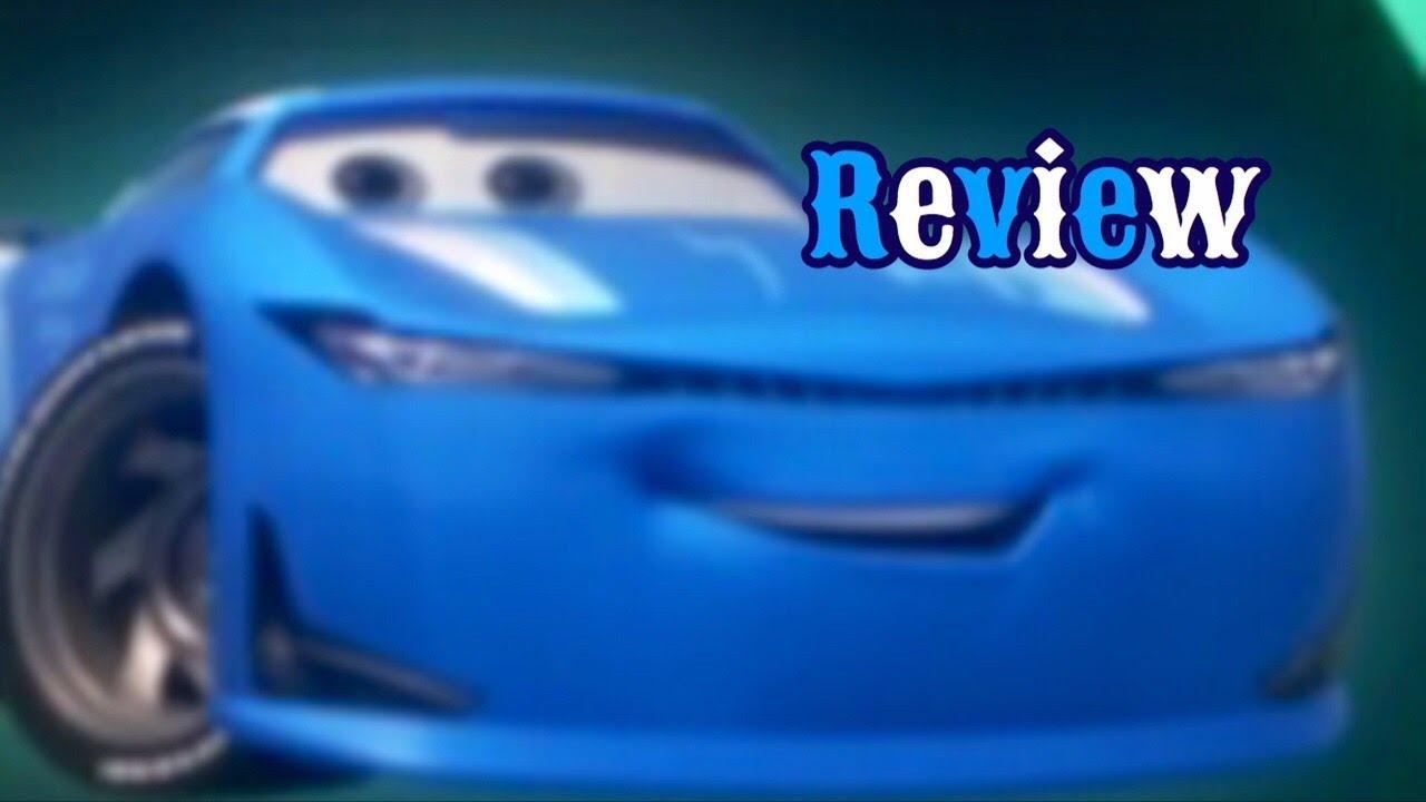 CARS 3 Mattel Disney Pixar CAM SPINNER racer TRIPLE DENT TEAM