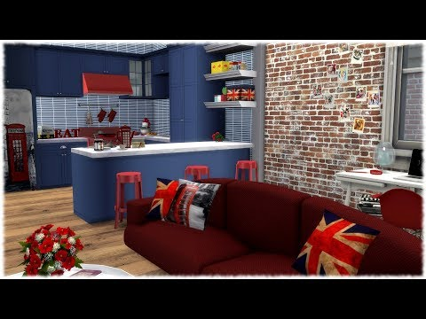 The Sims 4: Speed Build // BRITISH ENTHUSIAST