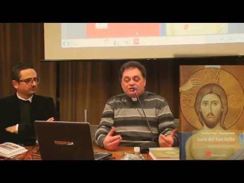 Don Gianluca Busi - Presentazione del libro: Luce del tuo Volto