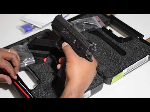 CZ P 07 Table Top Review