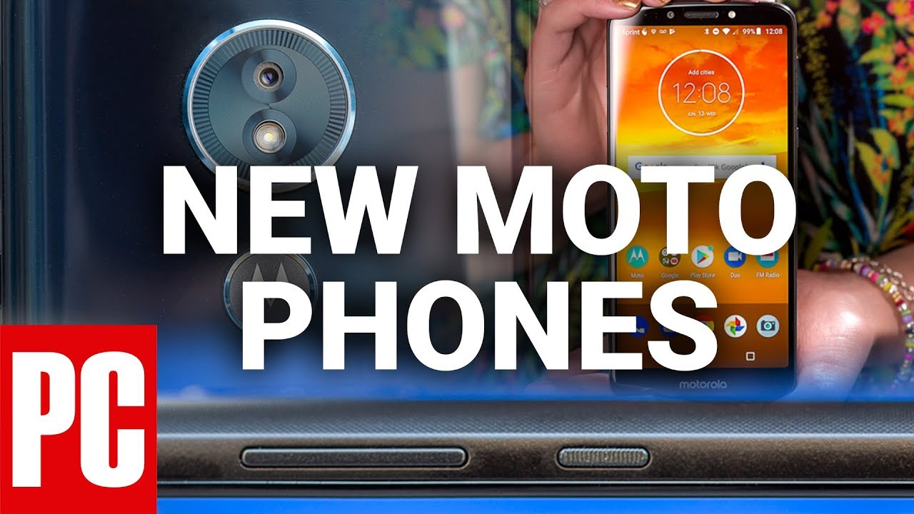 1 Cool Thing: Motorola Moto E5 Play, E5 Plus, G6 Play