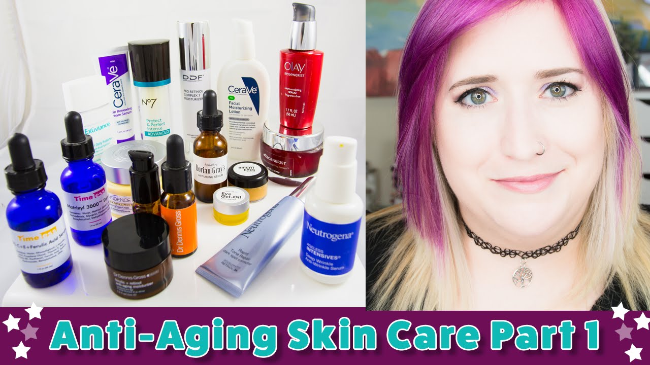 anti aging ingredients How can the answer be improved.