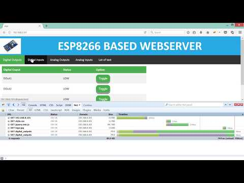 ESP8266 Cache Control Or Expires Header For Server Optimization Arduino Sketch - 12