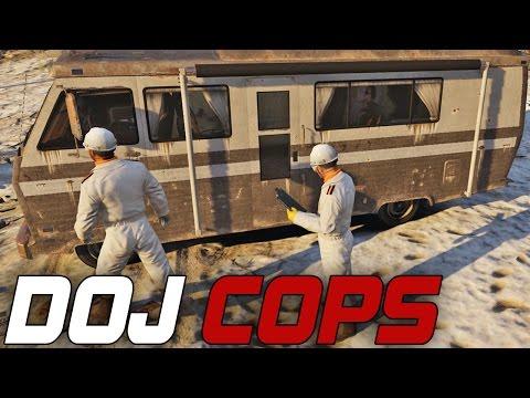 Dept. of Justice Cops #115 - Breaking Bad (Criminal)