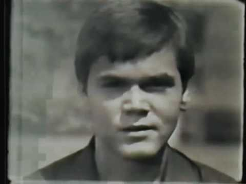 Brian Hyland - Sealed With A Kiss - a Música video
