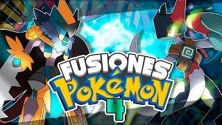 FUSIONES DE POKEMON A LO BESTIA - Fusion Pokémon #4