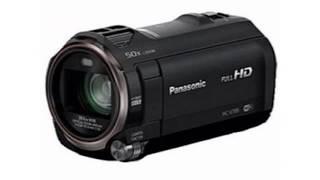 Panasonic HC-V785 Camcorder Specification