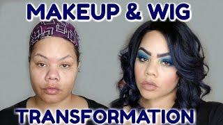 POWER OF MAKEUP - HAIR and MAKEUP TRANSFORMATION