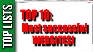 Top 10 Most Visited Websites