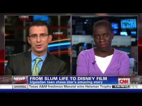 From slum life to Disney film Ugandan teen chess star 'the ultimate underdog'