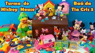 Mickey Mouse no Baú da Tia Cris 3 #MICKEYMOUSE #BaúdatiaCris