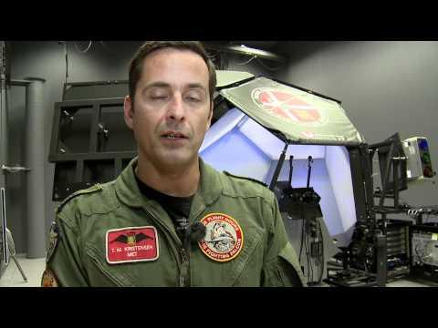 Vinder Af Flyvevåbnets Konkurrence På Facebook