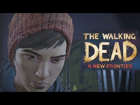 ANGRY TEEN - The Walking Dead: A New Frontier Ep1