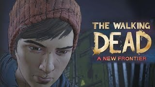 ANGRY TEEN - The Walking Dead: A New Frontier Ep1 Pt.1