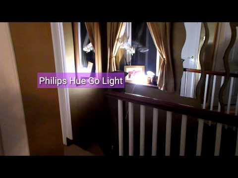 Samsung Smartthings & Philips Hue turning on......