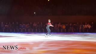 Օլիմպիական չեմպիոն Ադելինա Սոտնիկովայի ելույթը Մարզահամերգային համալիրում