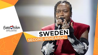 Tusse - Voices - Second Rehearsal - Sweden 🇸🇪 - Eurovision 2021