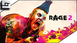 There is So Much Rage In This New FPS RPG Rage 2 - Part 1