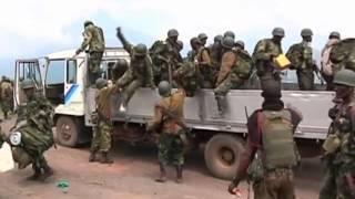 Kinshasa yawataka M23 kujisalimisha