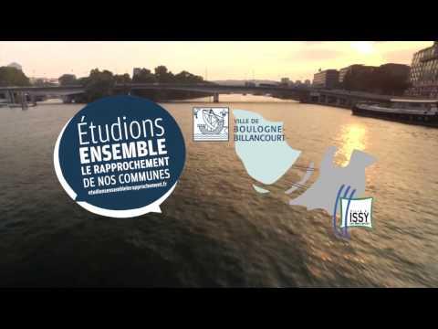 Film de Présentation - Issy-les-Moulineaux - Boulogne-Billancourt