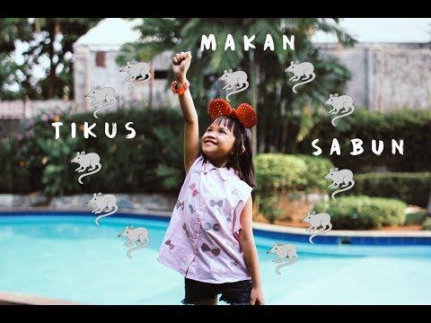 INTAN AULIA ZAHRA - TIKUS MAKAN SABUN(Cover Music Video)